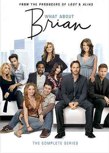 WHAT ABOUT BRIAN:COMPLETE SERIES BY WHAT ABOUT BRIAN (DVD)